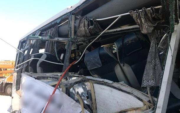 Жертвами ДТП з автобусом у Дубаї стали 17 осіб