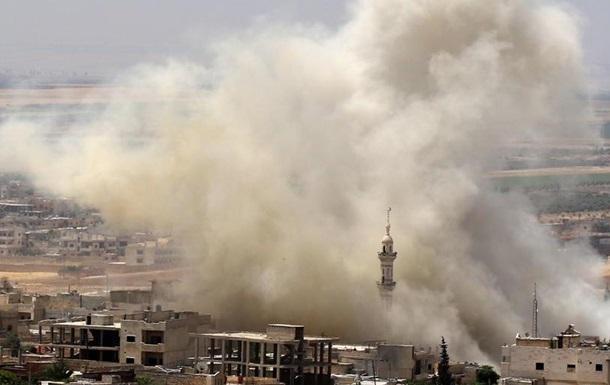 Повстанці почали наступ у сирійській провінції Ідліб