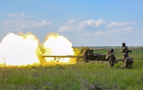 Доба на Донбасі: поранені і травмовані 10 бійців