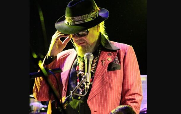 Помер шестиразовий лауреат Grammy Dr. John