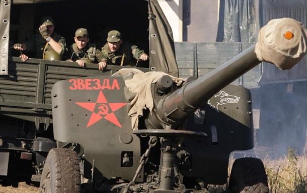 Росія стягує техніку та живу силу в Луганськ