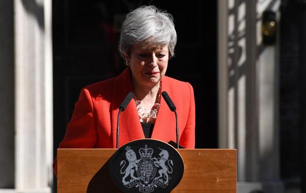 Тереза Мей залишила посаду лідера консерваторів