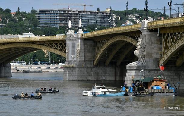 Столкновение теплоходов в Будапеште: число погибших возросло