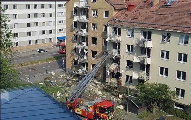 У шведському місті стався вибух: 19 постраждалих