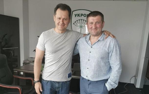 В Україну повернувся екс-глава Укртранснафти