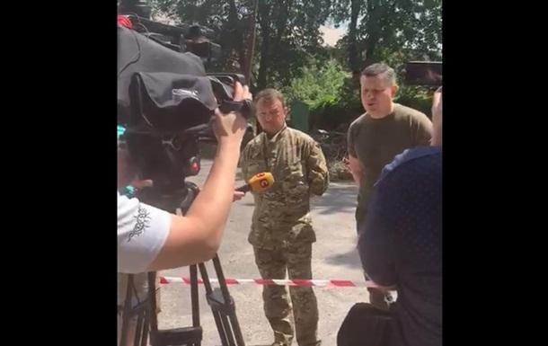 У СБУ заявили про запобігання теракту в Запоріжжі