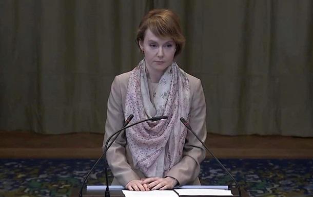 Киев представил в Гааге окончательные ходатайства
