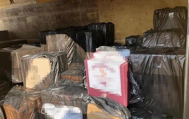Под Одессой выявили контрабандного алкоголя на 1,5 млн грн