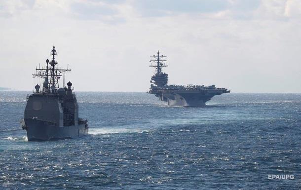 ВМС США прокомментировали инцидент с кораблем России