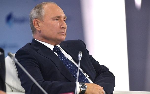 Путін оголосив про початок нової війни