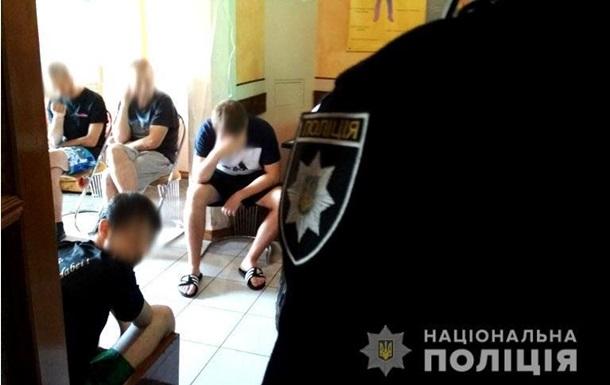 Во Львовской области накрыли три  реабилитационные центры