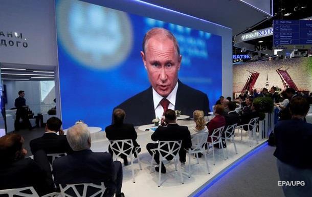 Путин объяснил, почему не поздравил Зеленского