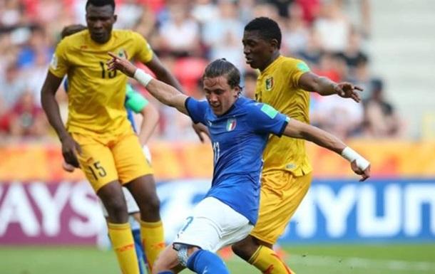 Стал известен соперник сборной Украины U-20 в полуфинале чемпионата мира