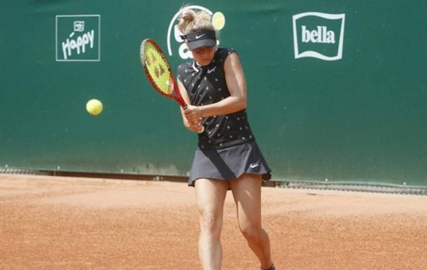 Костюк вышла в финал турнира в Торуне