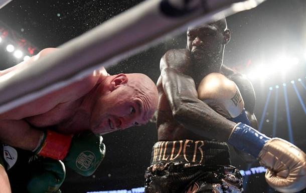 Арум: Бой Фьюри - Уайлдер станет еще одной трилогией в боксе