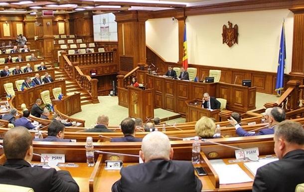 Парламент Молдови визнав країну  захопленою