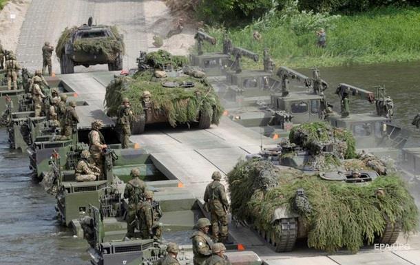 У Литві почалися великі навчання НАТО