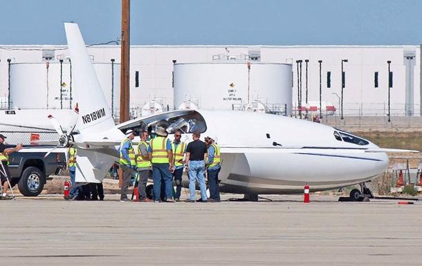 Секретный самолет готовится к первому полету в США