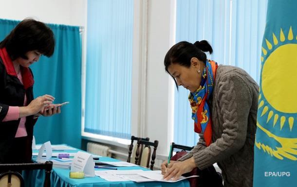 У Казахстані почалися вибори президента