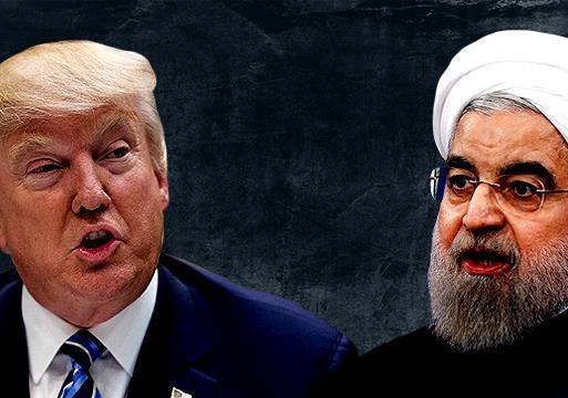 Холодная война между США и Ираном