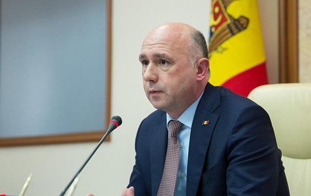 Премьер Молдовы как и.о. президента распустил парламент