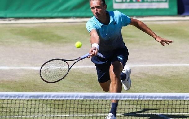 Стаховський програв у фіналі кваліфікації в Штутгарті
