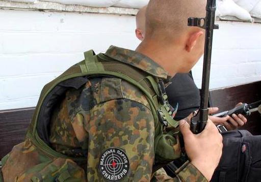 Солдати вбивають лише ворогів… - Віктор Тригуб