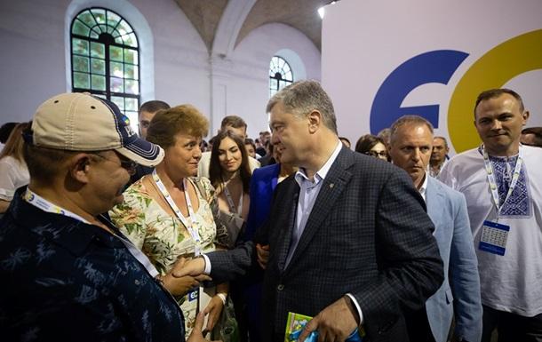 Порошенко хоче стати прем єр-міністром