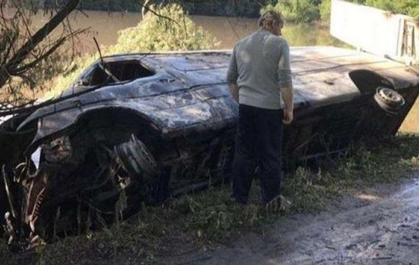 Химикаты, загрязнившие реку в Винницкой области, были украдены — полиция