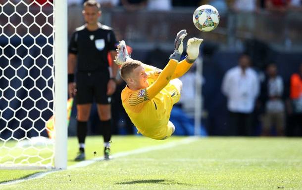Англія виграла бронзу Ліги націй