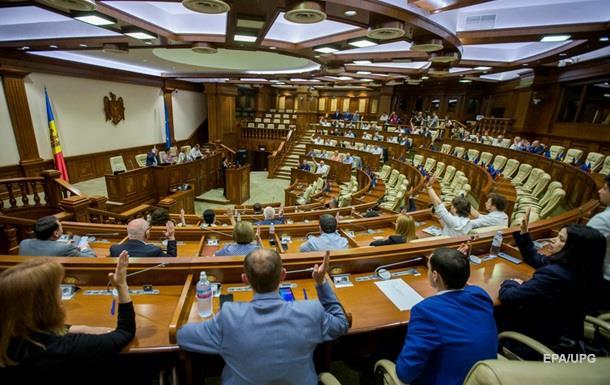 ЄС визнав новий уряд Молдови