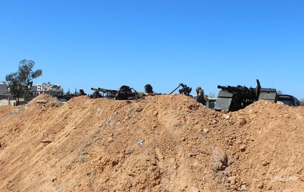 У боях за Тріполі загинули понад 650 людей - ВООЗ