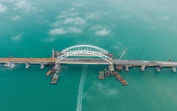 Названо дату запуску поїздів по Кримському мосту