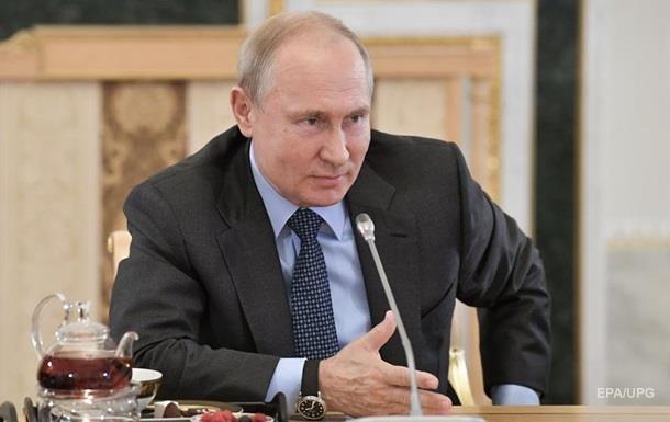 Путін заявив, що світ наближається  до небезпечної межі