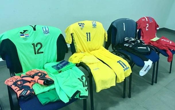 Україна і Люксембург визначилися з формою на матч
