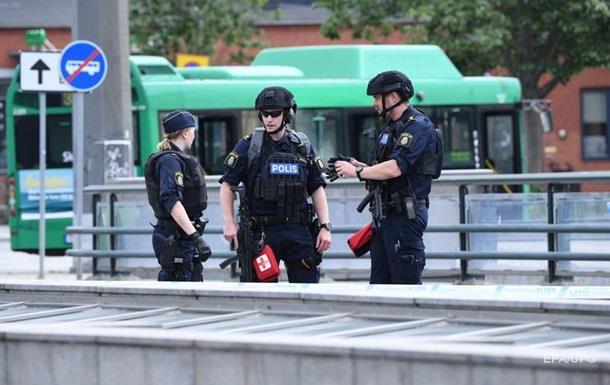 Шведська поліція підстрелила чоловіка на вокзалі в Мальме