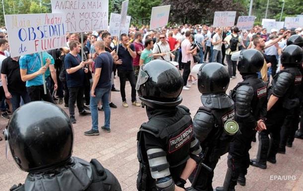 Двовладдя. У Молдові гостра політична криза