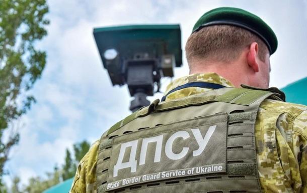 На админгранице с Крымом задержан мужчина с георгиевской лентой