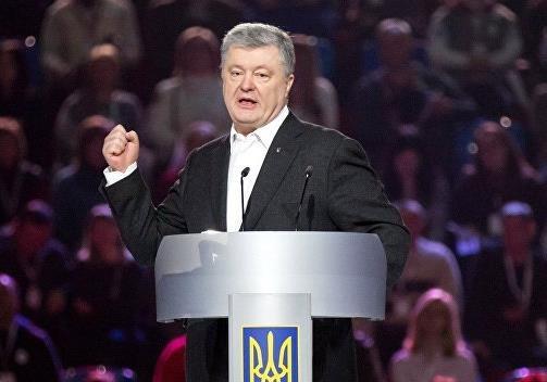 Порошенко нацелился на пост премьер-министра Украины