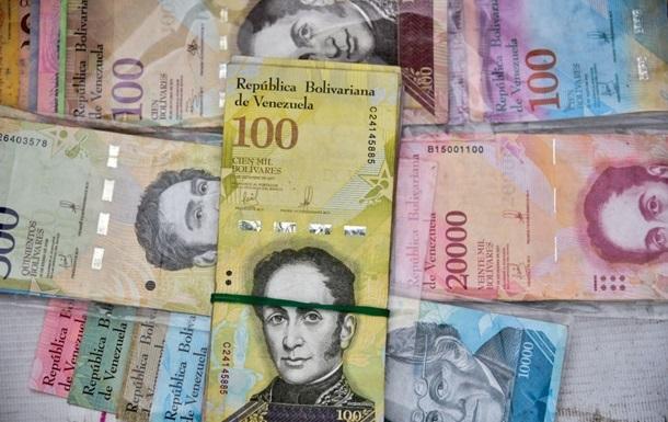 Інфляція у Венесуелі з початку року перевищила 900%