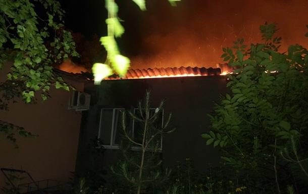 Пожар в Одессе: спасатели назвали количество жертв и пострадавших