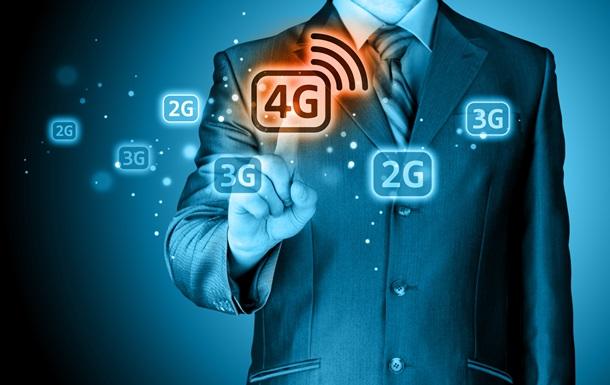 Названо количество пользователей 4G в Украине