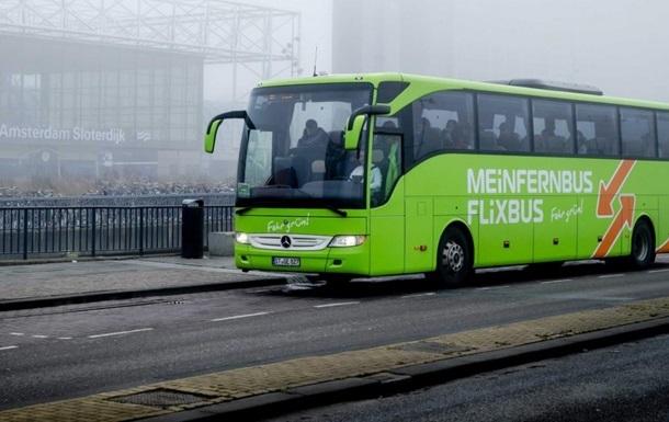 FlixBus начала работу в Украине