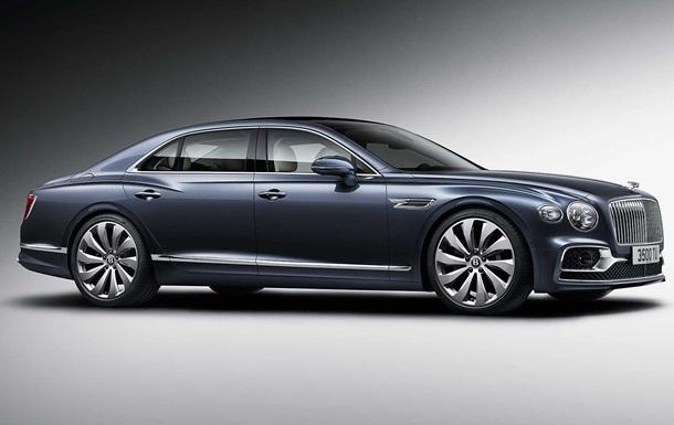 Bentley показала  бюджетний  седан Flying Spur