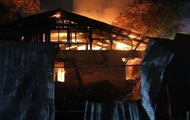 Пожежа в Одесі: оголошено жалобу за загиблими