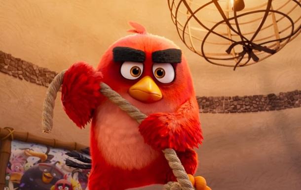 Angry Birds в кино 2: видео