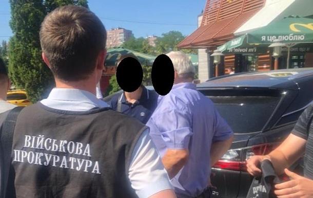 В Днепропетровской области главу района поймали на взятке в $25 тысяч