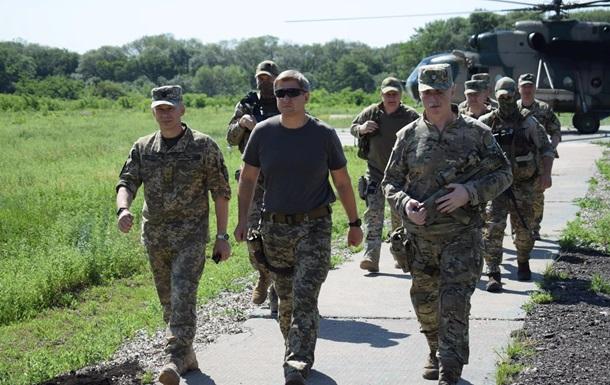 Делегація РНБО відвідала Донбас