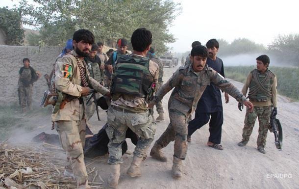 Авіаудар в Афганістані вбив п ятьох військових - ЗМІ