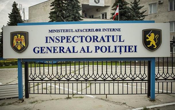 У Молдові сталася бійка між новим главою МВС і главою поліції